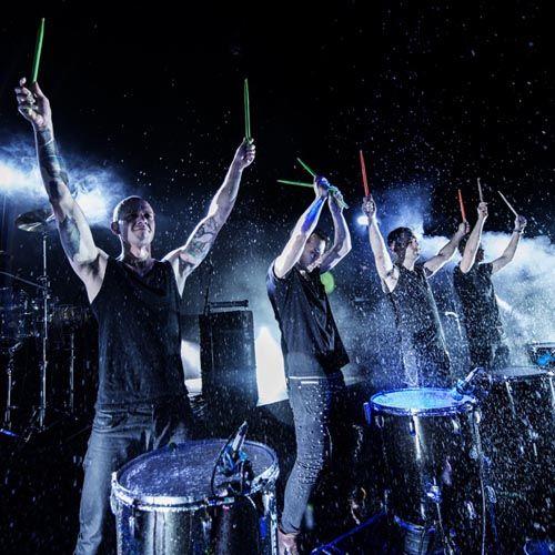 Copenhagen Drummers - ELEMENTS TOUR