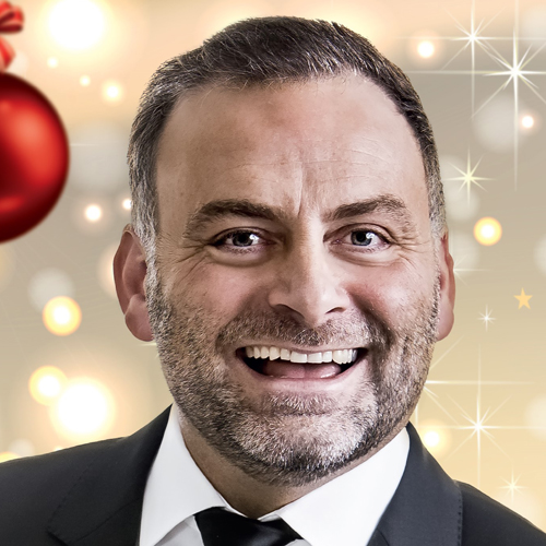 Årets Danske Julekoncert 2017 med Jesper Lundgaard