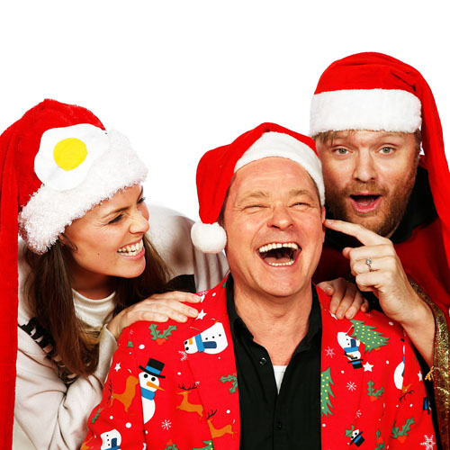Det store juleshow