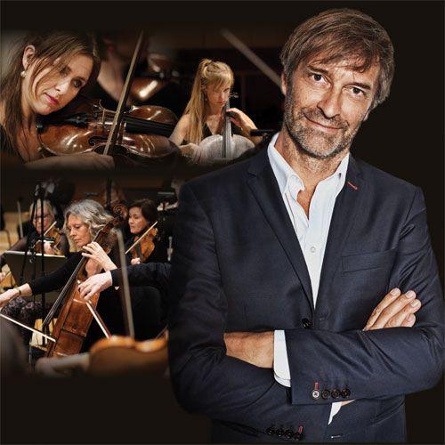 Martin Brygmann med band & Danmarks Underholdningsorkester