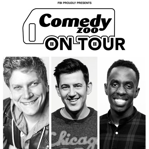 Comedy Zoo on Tour