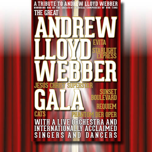 The Great Andrew Lloyd Webber Gala