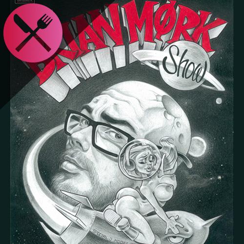 Comedy Zoo on Tour: Brian Mørk Show Live med gæster Ane Høgsberg & Anders Fjelsted