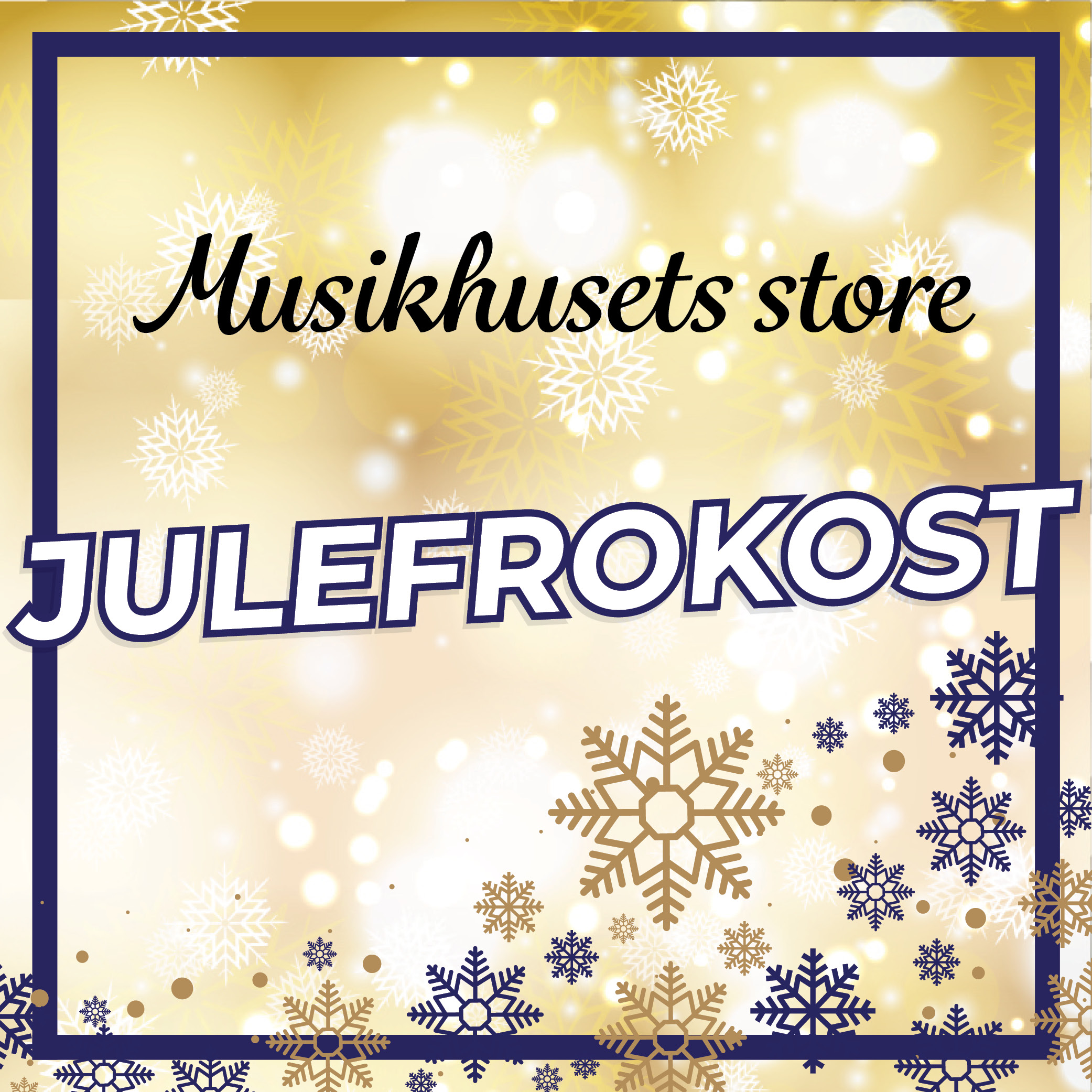 Musikhusets store julefrokost 2018
