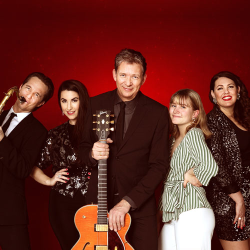 Christmas Gospel med Anders Blichfeldt & The Andrews Sisters