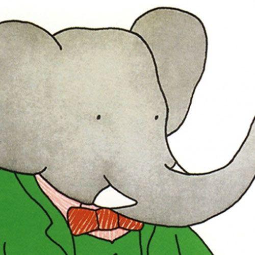 Elefanten Babar