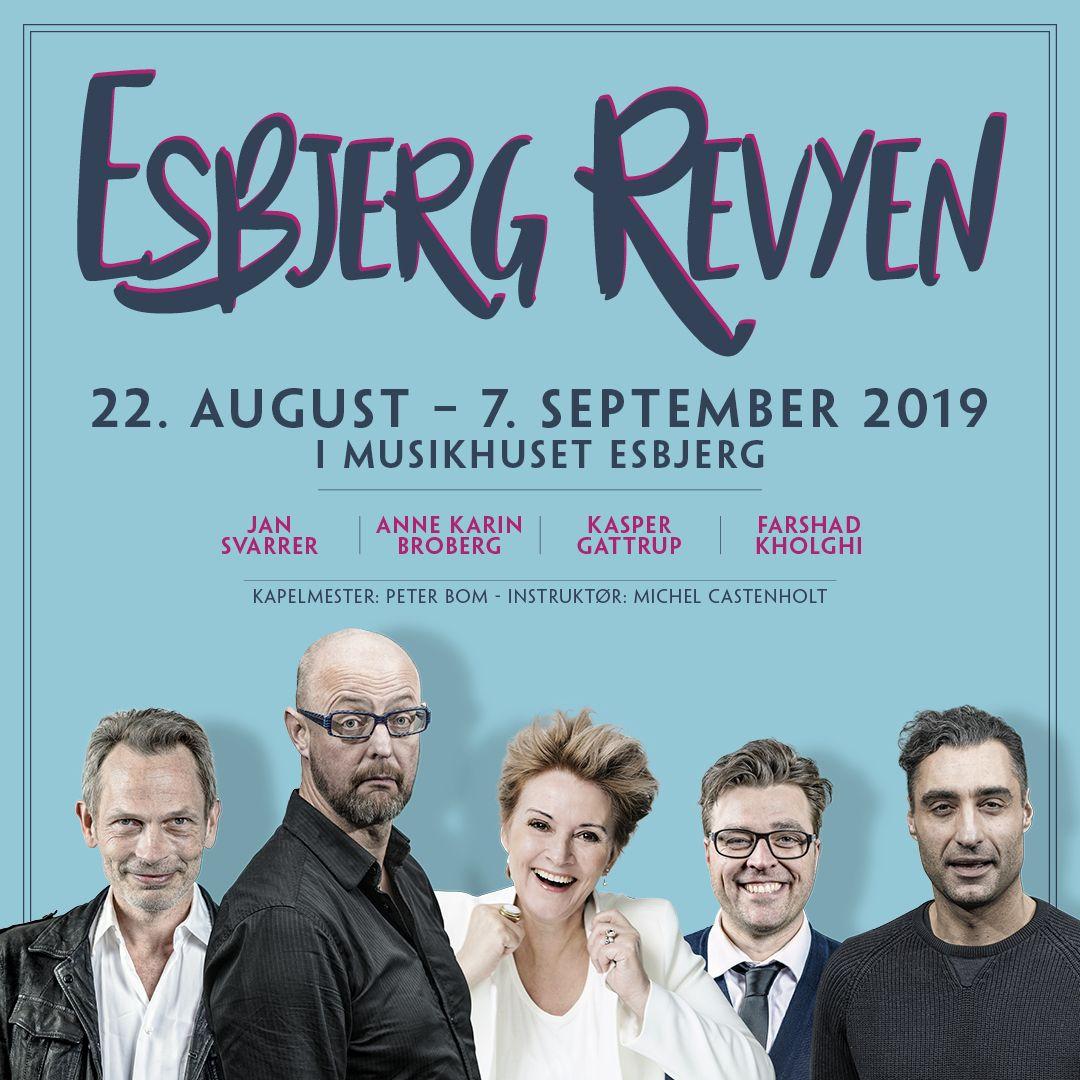 EsbjergRevyen 2019