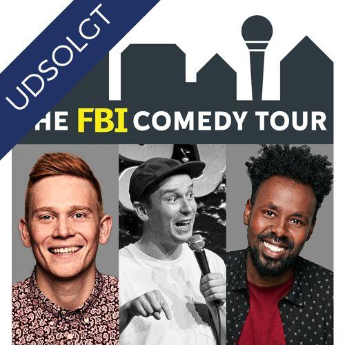 FBI Comedy Tour