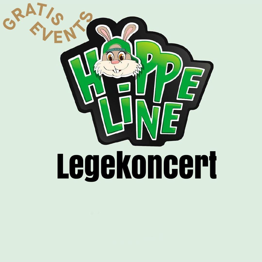Legekoncert med Hoppelines Hoppelopper