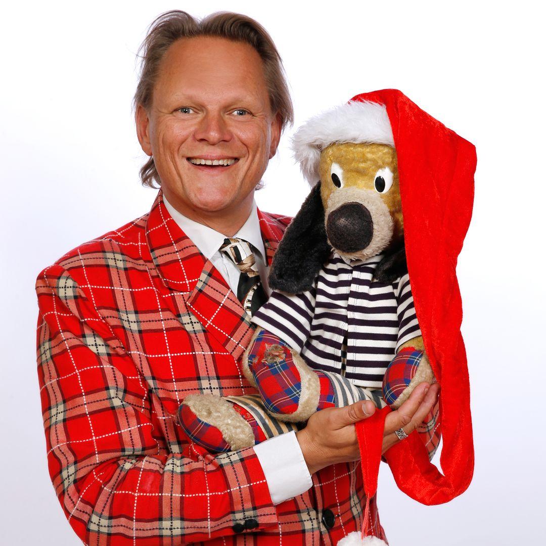 Syng julen ind med Sigurd og Bjørnen Bjørn