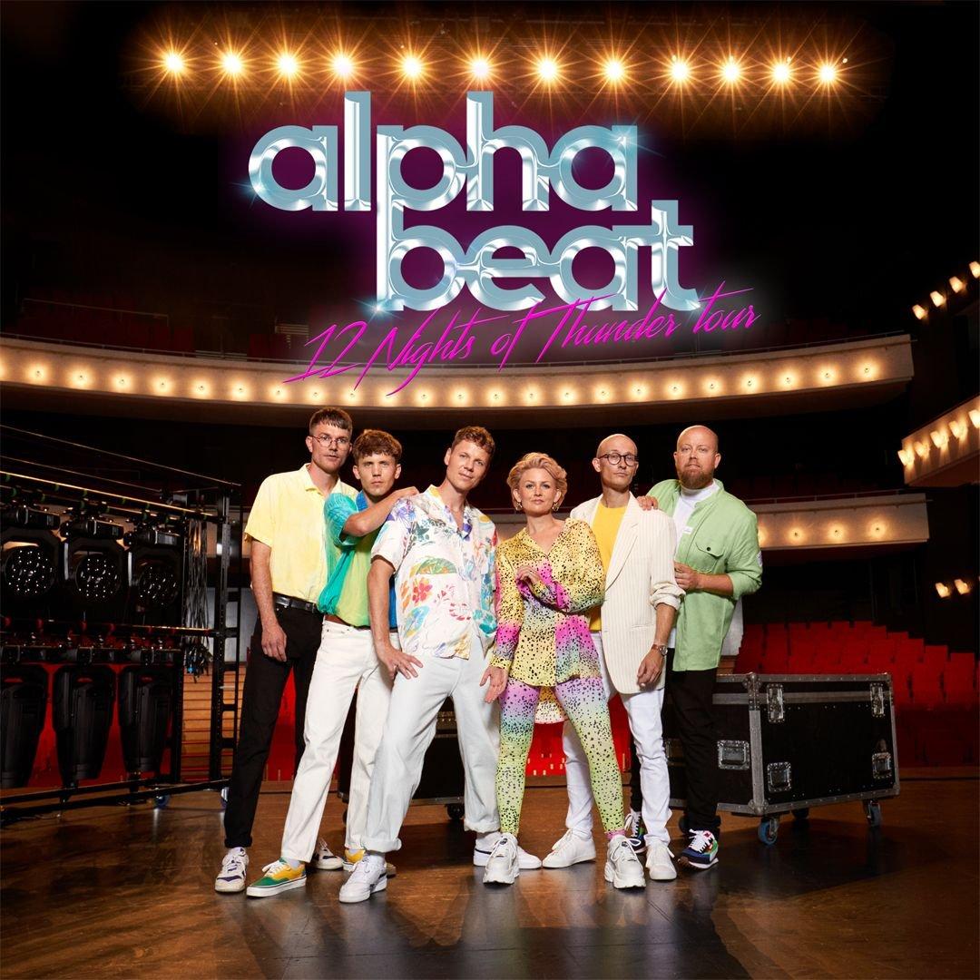 Alphabeat - Musikhuset Esbjerg