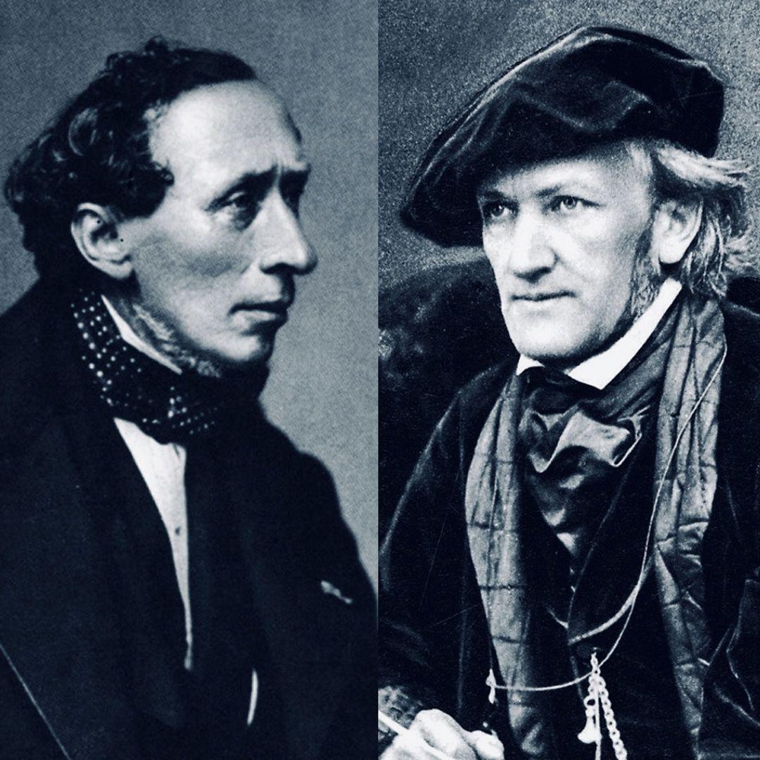 H.C. Andersen og Wagner
