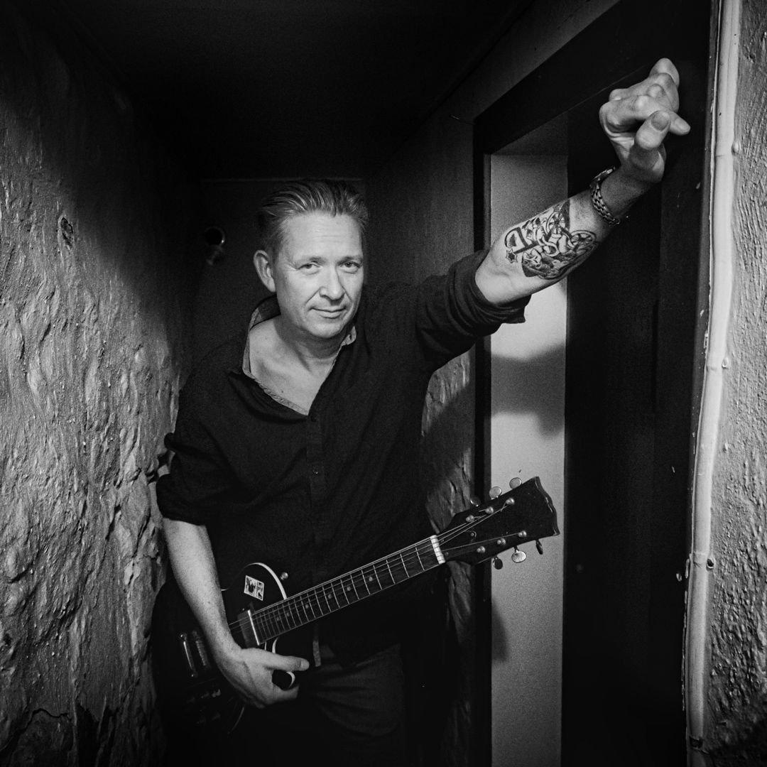 Anders Blichfeldt & Det nye band