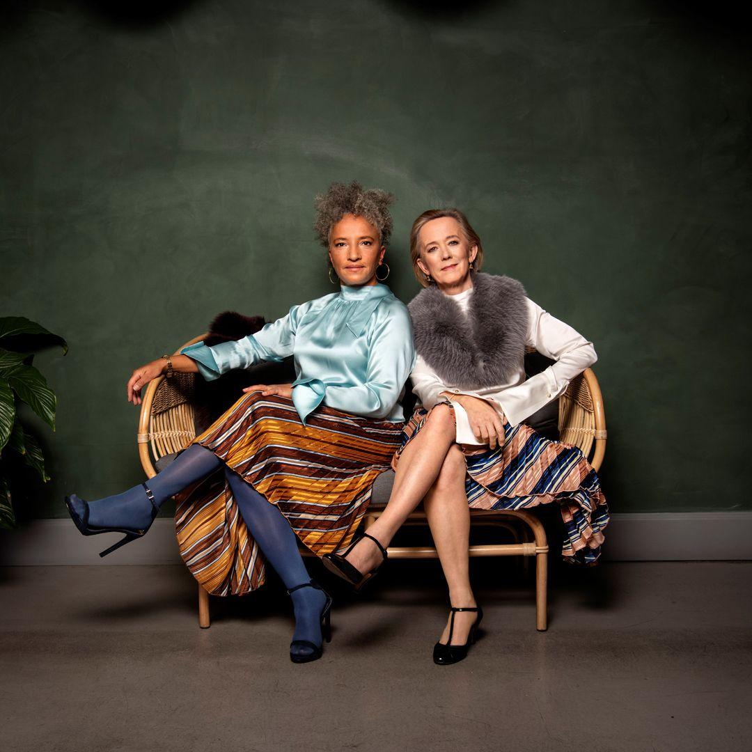 Anne Dorte Michelsen & Maria Bramsen