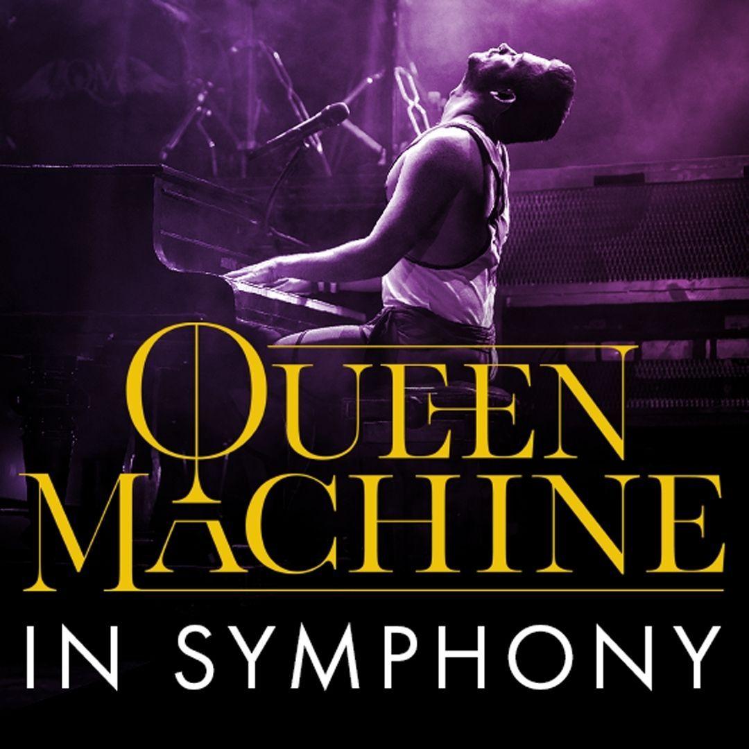 Queen Machine in Symphony