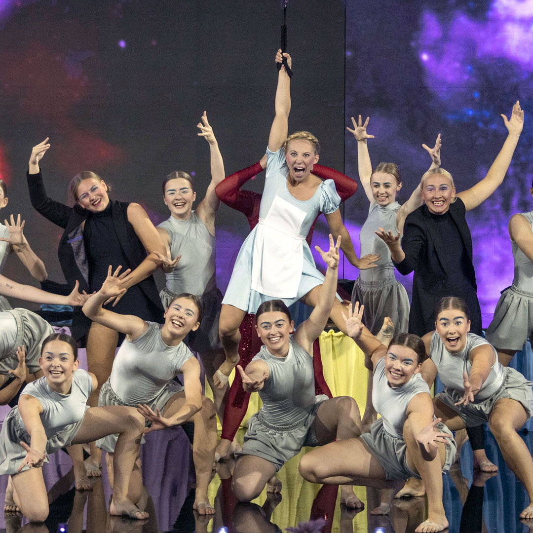 Dance Company Twenty Afslutningsshow