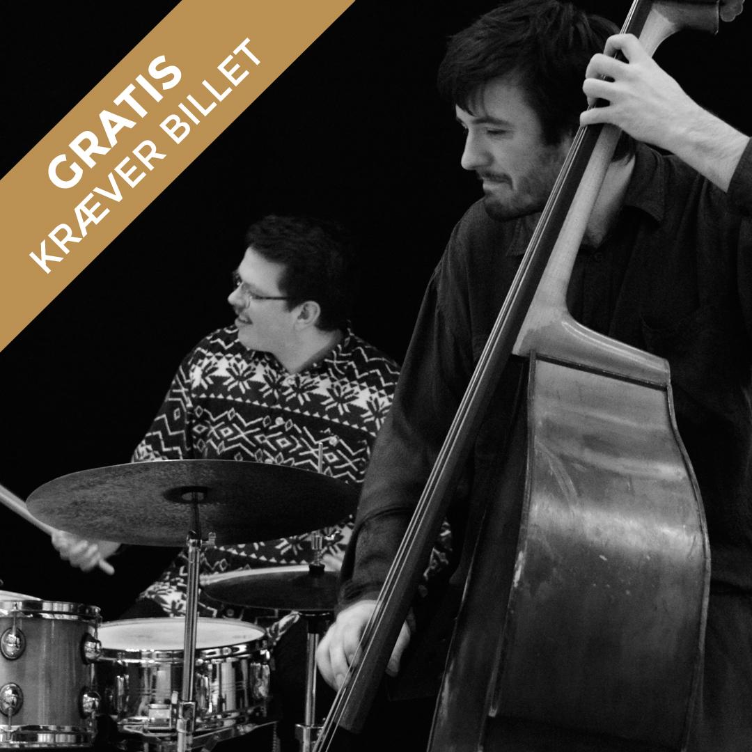 Cafékoncert med jazzkvartet