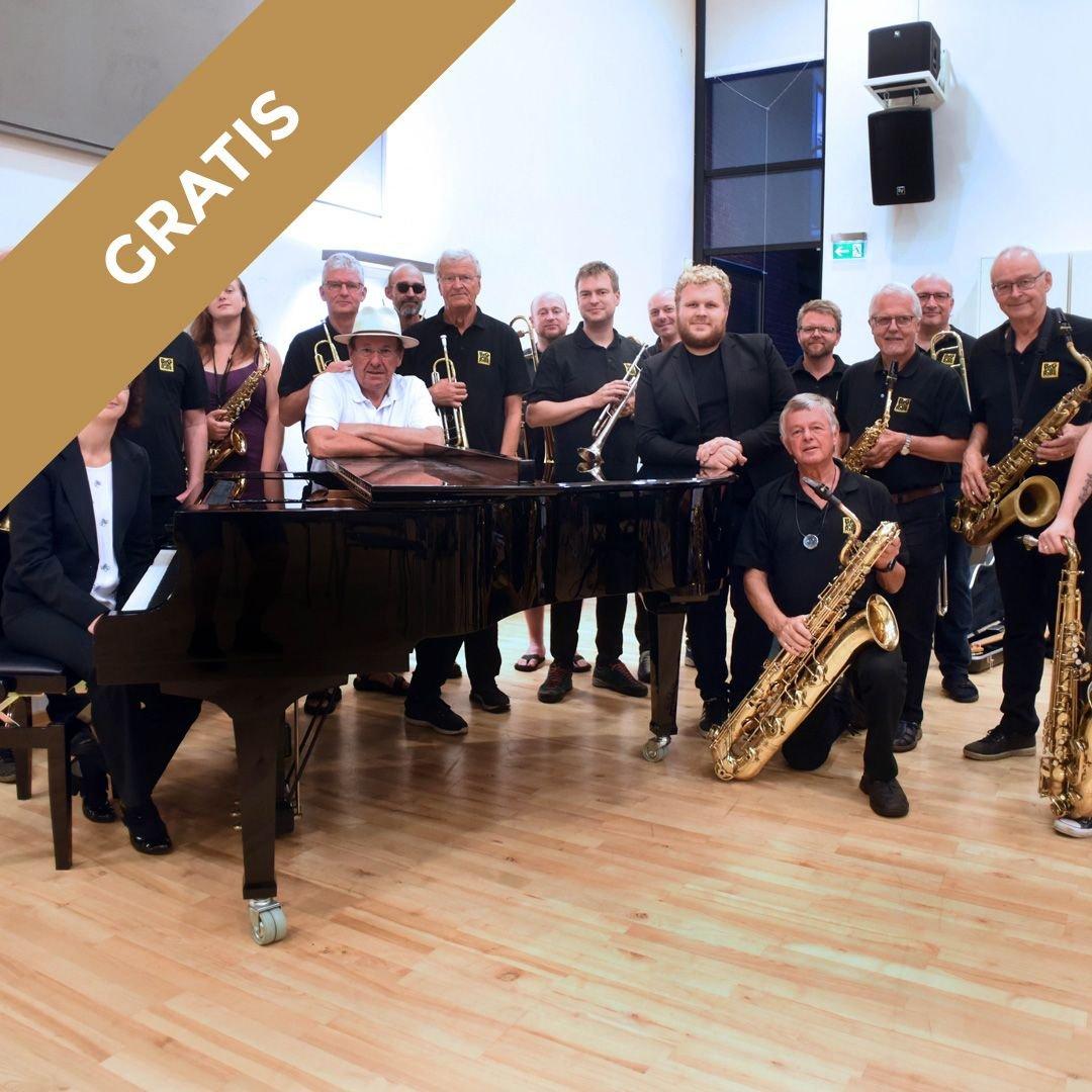 Big Band Ribe - Julekoncert